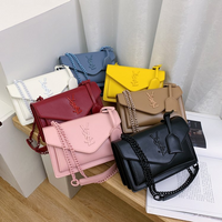 2020 New arrivals luxury designers handbags PU leather hand bags women purses and handbags