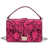 2020 Hot sale snake skin ladies purses hand bags fashion luxury women crossbody handbags design messenger
